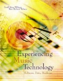 Experiencing Music Technology Book
