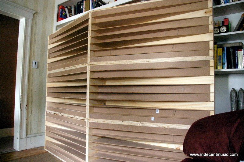Horizontal Array of Acoustic Ramps