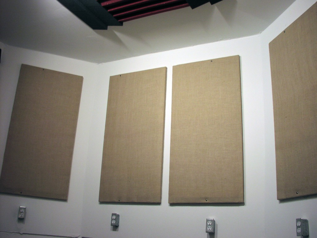 """Inexpensive 1"""" Absorbers"""