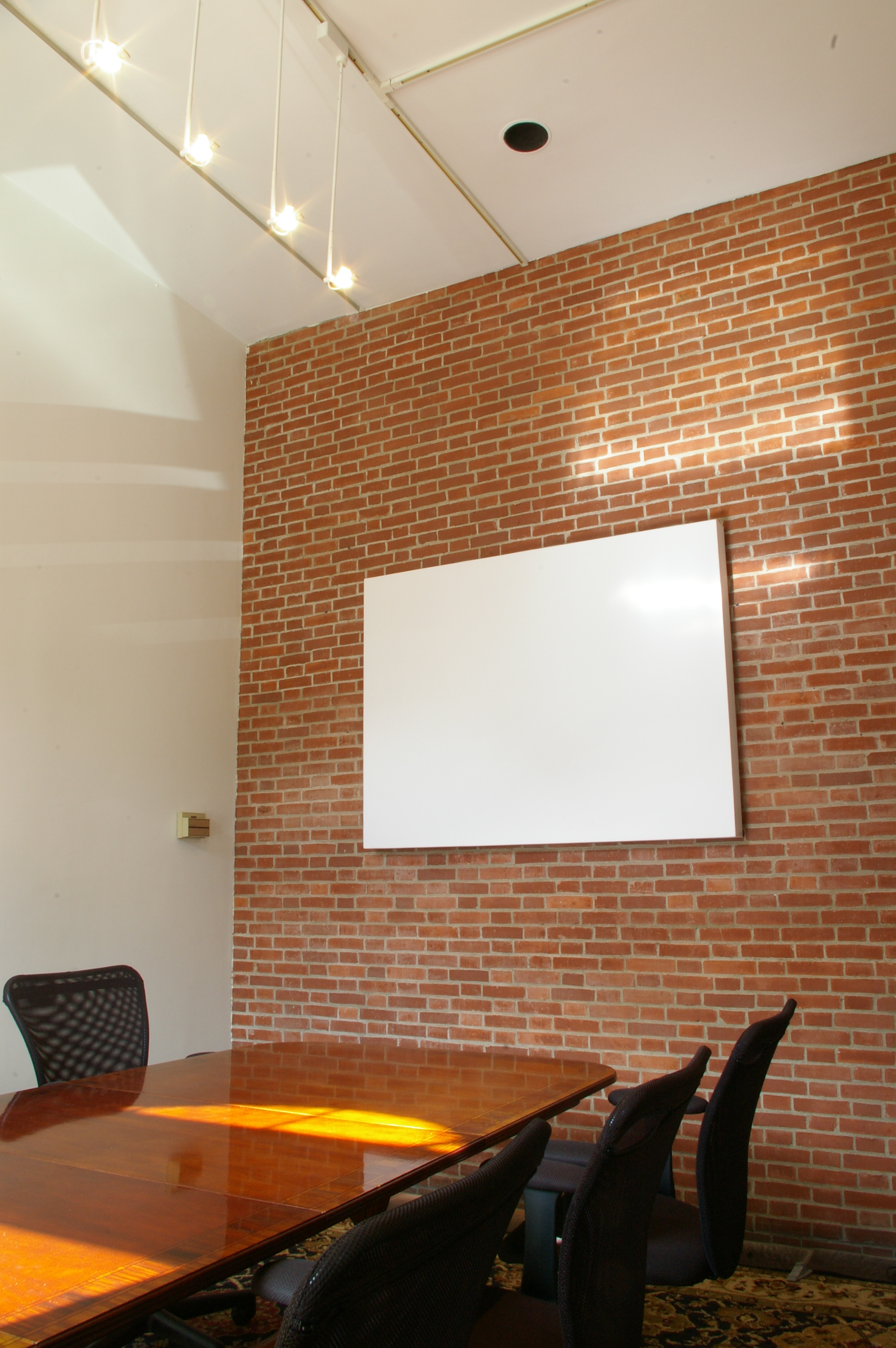 Projection Screen Acoustic Absorber