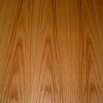 Red Oak - UV Satin Finish